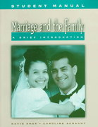Study Guide for Marriage and the Family 1st edition 9780534552886 0534552889