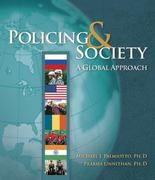 Policing and Society 1st edition 9780534623432 0534623433