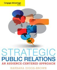 Cengage Advantage Books: Strategic Public Relations 1st Edition 9780534637064 053463706X