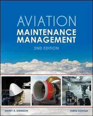 Aviation Maintenance Management, Second Edition 1st Edition 9780071805025 0071805028
