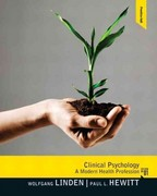 Clinical Psychology: A Modern Health Profession Plus MySearchLab with eText -- Access Card Package 1st edition 9780205861200 0205861202