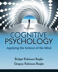 Cognitive Psychology: Applying The Science of the Mind Plus NEW MyPsychLab with eText -- Access Card Package 3rd edition 9780205216741 0205216749