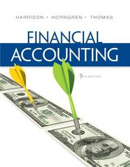 Financial Accounting Plus NEW MyAccountingLab with Pearson eText -- Access Card Package 9th edition 9780133052275 0133052273