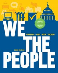 We the People 9th Edition 9780393124361 0393124363