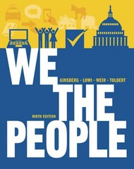 We the People 9th Edition 9780393913088 0393913082