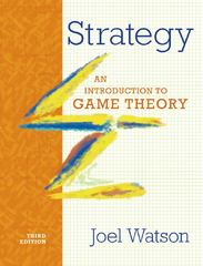 Strategy 3rd Edition 9780393918380 0393918386