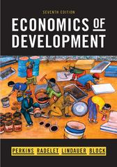 Economics of Development 7th Edition 9780393934359 0393934357