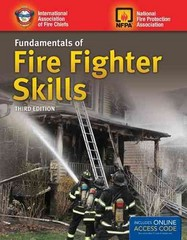 Fundamentals Of Fire Fighter Skills 3rd Edition 9781449642020 1449642020