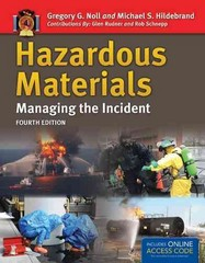 Hazardous Materials: Managing The Incident 4th Edition 9781449670849 1449670849
