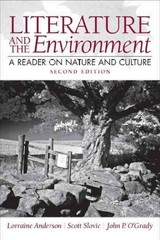 Literature and the Environment 2nd Edition 9780205229352 0205229352