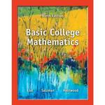 Basic College Mathematics 9th edition 9780321825537 0321825535