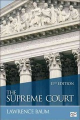The Supreme Court 11th Edition 9781452220963 1452220964