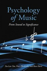 Psychology of Music 1st Edition 9780415651165 0415651166