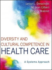 Diversity and Cultural Competence in Health Care 1st Edition 9781118284285 1118284283