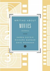 Writing About Movies 3rd Edition 9780393921656 0393921654