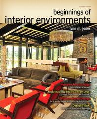 Beginnings of Interior Environments 11th Edition 9780132786003 0132786001
