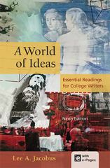 A World of Ideas 9th edition 9781457637339 1457637332