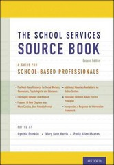 The School Services Sourcebook, Second Edition 2nd Edition 9780199861750 0199861757