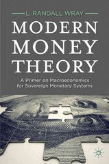 Modern Money Theory 1st Edition 9780230368897 0230368891