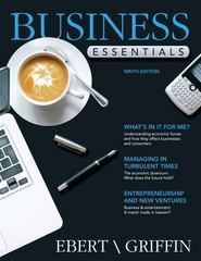 Business Essentials Plus NEW MyBizLab with Pearson eText -- Access Card Package 9th edition 9780133034028 013303402X