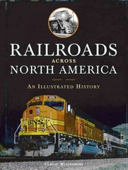 Railroads Across North America 0 9780785829676 0785829679