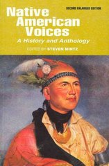 Native American Voices 2nd edition 9781881089599 1881089592