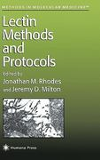 Lectin Methods and Protocols 1st edition 9780896033962 0896033961