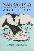 Narratives of the Wreck of the Whale-Ship Essex 1st Edition 9780486808796 0486808793