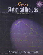 Basic Statistical Analysis 6th edition 9780205296415 0205296416
