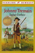 Johnny Tremain 0 9780440442509 0440442508