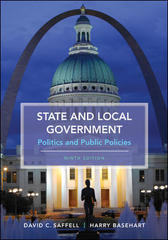State and Local Government 9th edition 9780073526324 0073526320
