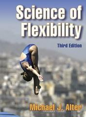 Science of Flexibility 3rd edition 9780736048989 0736048987
