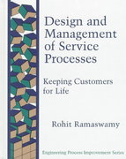 Design and Management Service Processes 1st Edition 9780201633832 0201633833