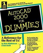 AutoCAD 2000 For Dummies 1st edition 9780764505584 0764505580