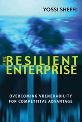 The Resilient Enterprise 1st Edition 9780262693493 0262693496