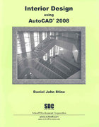 Interior Design Using AutoCAD 2008 0 9781585033652 1585033650