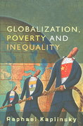 Globalization, Poverty and Inequality 1st edition 9780745635545 0745635547