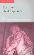 Marxist Shakespeares 1st edition 9780203131183 0203131185