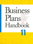 Business Plans Handbook 11th edition 9780787666811 0787666815