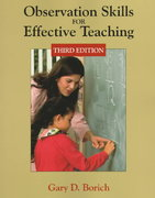 Observation Skills for Effective Teaching 3rd edition 9780138603960 0138603960
