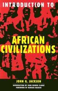 Introduction To African Civilizations 1st Edition 9780806521893 0806521899