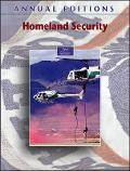 Annual Editions Homeland Security