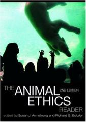 The Animal Ethics Reader 2nd Edition 9780415775397 0415775396