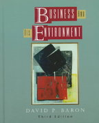 Business and Its Environment 3rd edition 9780130815613 0130815616