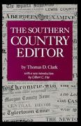 The Southern Country Editor 0 9780872497672 0872497674