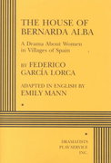 The House of Bernarda Alba 1st Edition 9780822216537 0822216531