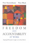 Freedom and Accountability at Work 1st Edition 9780787955946 0787955949