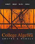 College Algebra: Graphs and Models