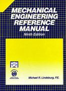 Mechanical Engineering Reference Manual 9th edition 9780912045726 0912045728