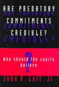 Are Predatory Commitments Credible? 2nd edition 9780226493558 0226493555